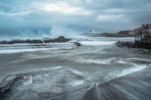marina under water – zdjęcie