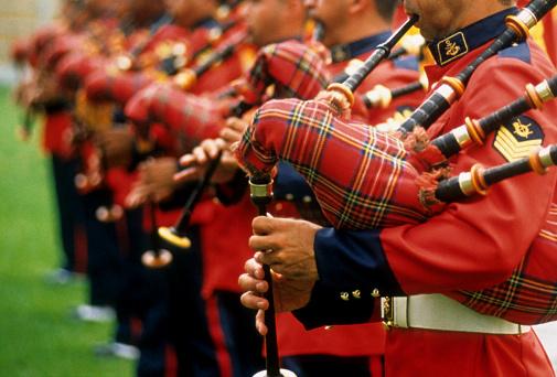 Marine band