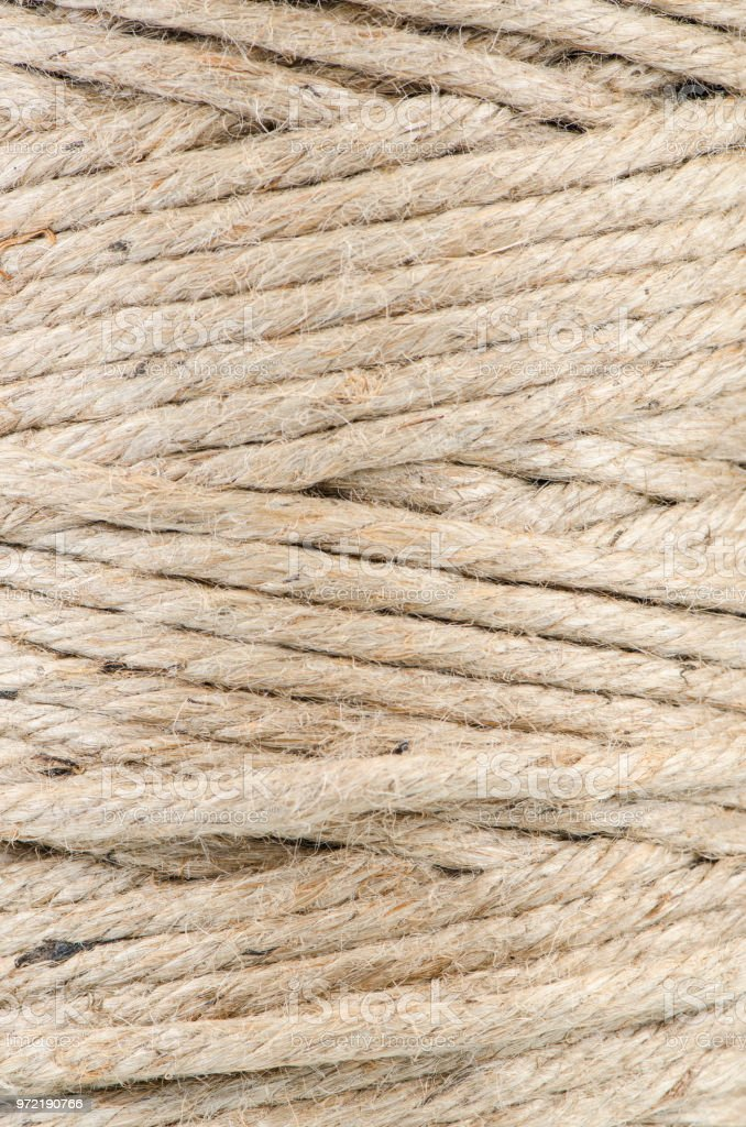 Marine rope background ( texture ) stock photo