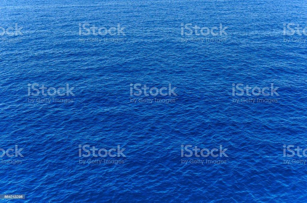 Marine surface close-up. royalty-free stock photo