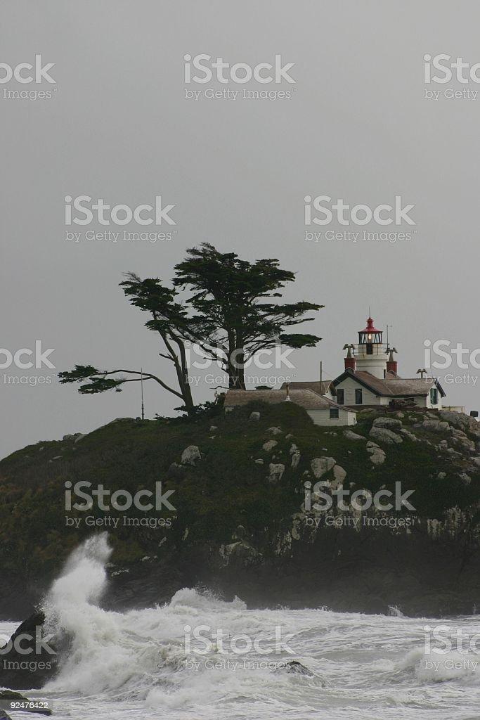 Mariners Savior royalty-free stock photo