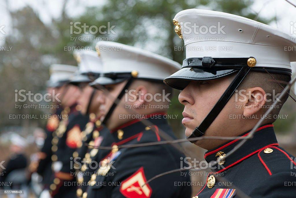 Marines Ehrengarde in Montpellier – Foto