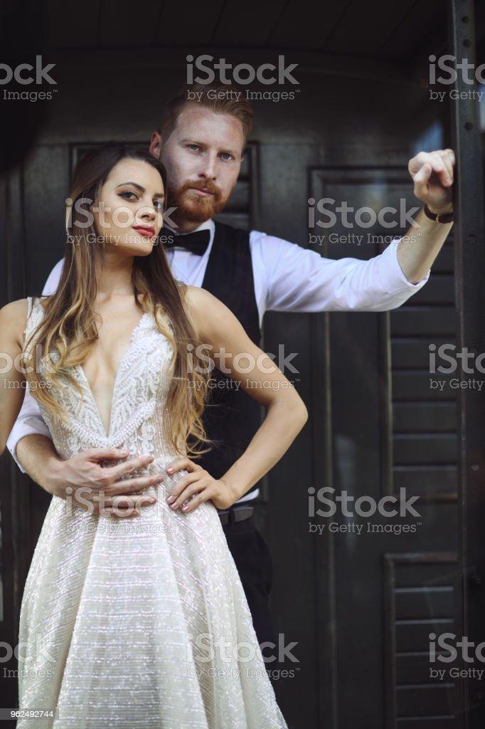 Marital journey - Royalty-free 20-29 Years Stock Photo