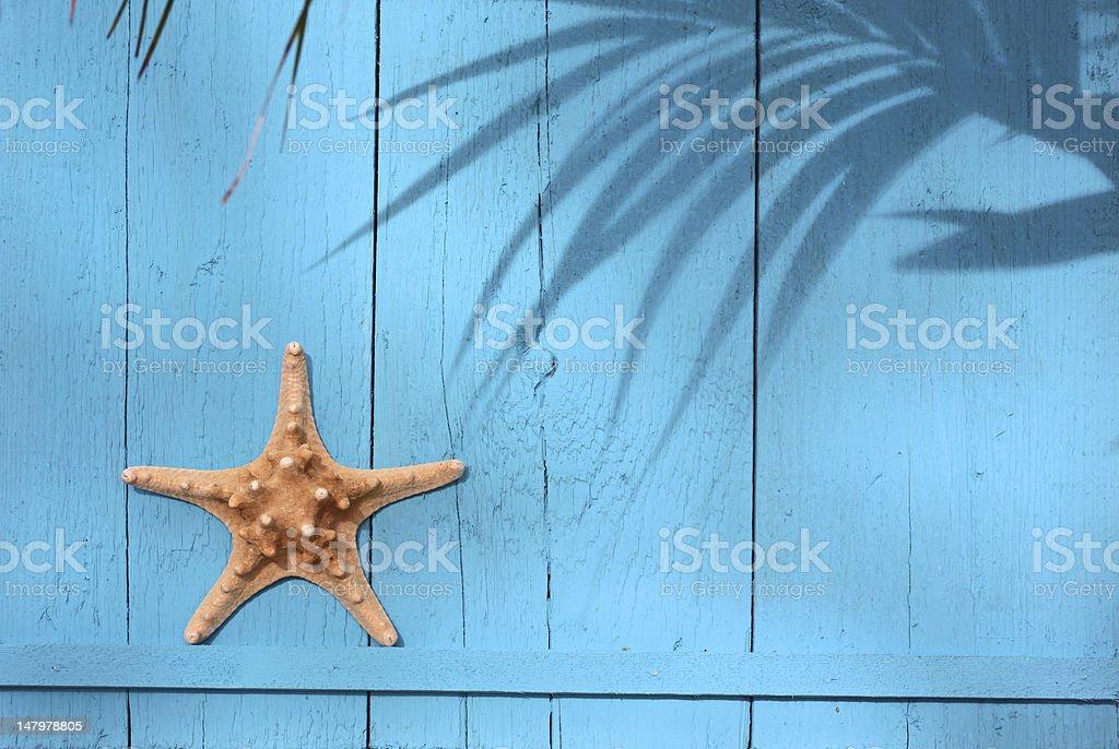 La decoración marítima - foto de stock