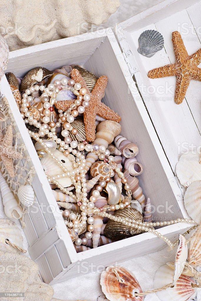 Maritime Jewelry royalty-free stock photo