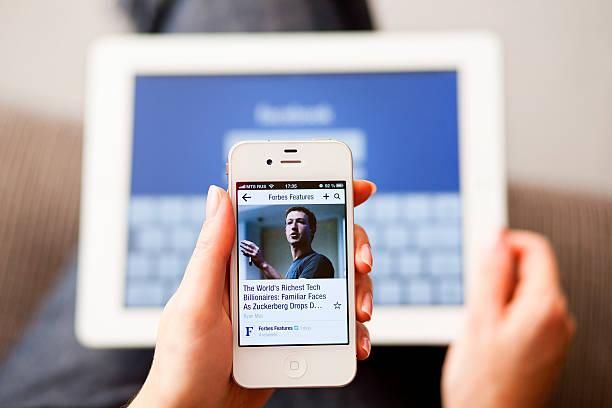 Mark den Zuckerberg – Foto