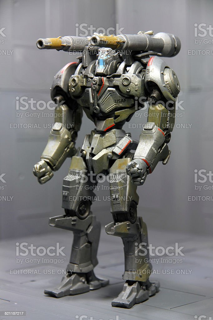 Mark-1 Jaeger stock photo
