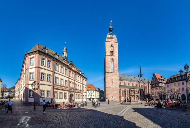 Market in Neustadt an der Weinstrasse – Foto