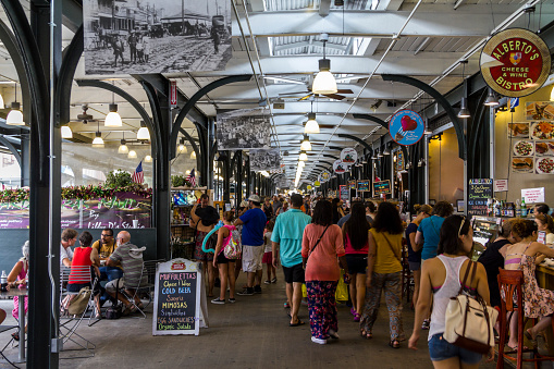 Market in New Orleans