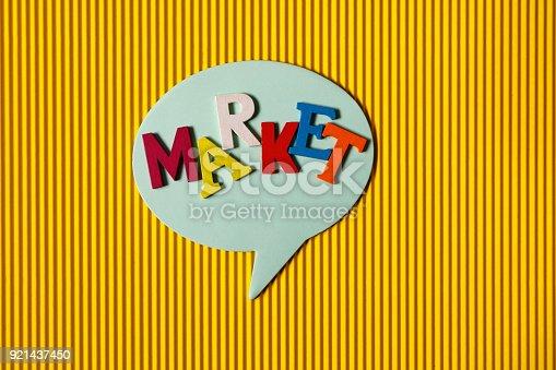185257431 istock photo Market 921437450