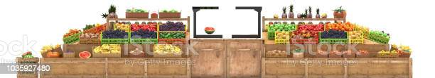 Market stalls with fruits and vegetables fresh food isolated on white picture id1035927480?b=1&k=6&m=1035927480&s=612x612&h=vlwo1ko0qpvkjikefe3qeu6k srvl0wqizzruavucds=