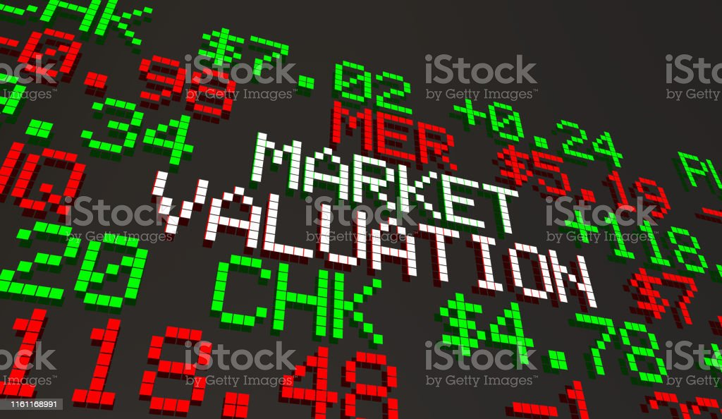Market Valuation Company Worth Capitalization Ticker Prices 3d...