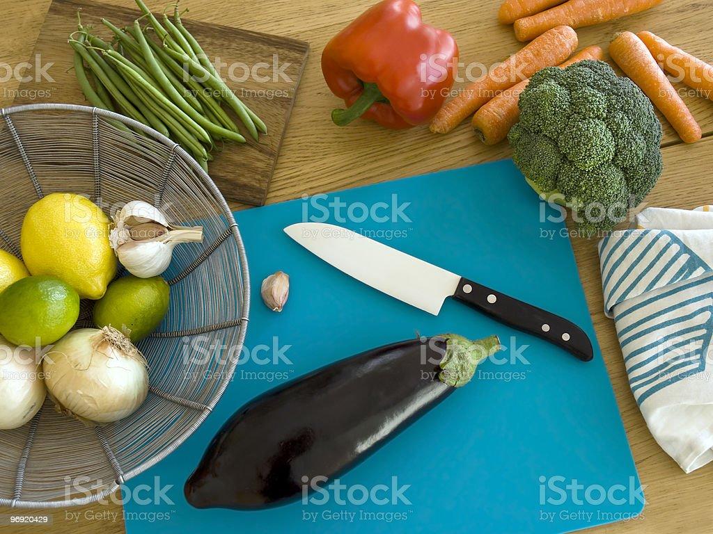 Market vegetables royalty-free stock photo