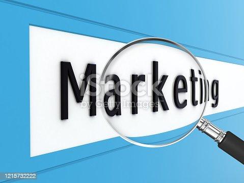 654055650 istock photo Marketing advertisement online shopping internet search 1215732222