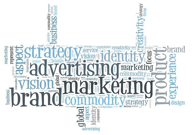Marketing Marke Wort Wolke – Foto