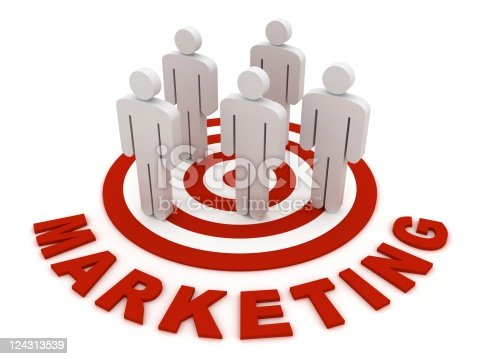 istock Marketing Concept 124313539