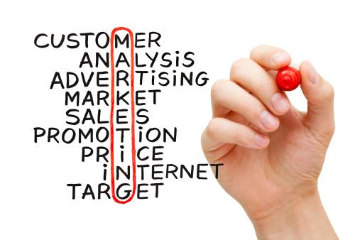 1150734727 istock photo Marketing Crossword Concept 485735025