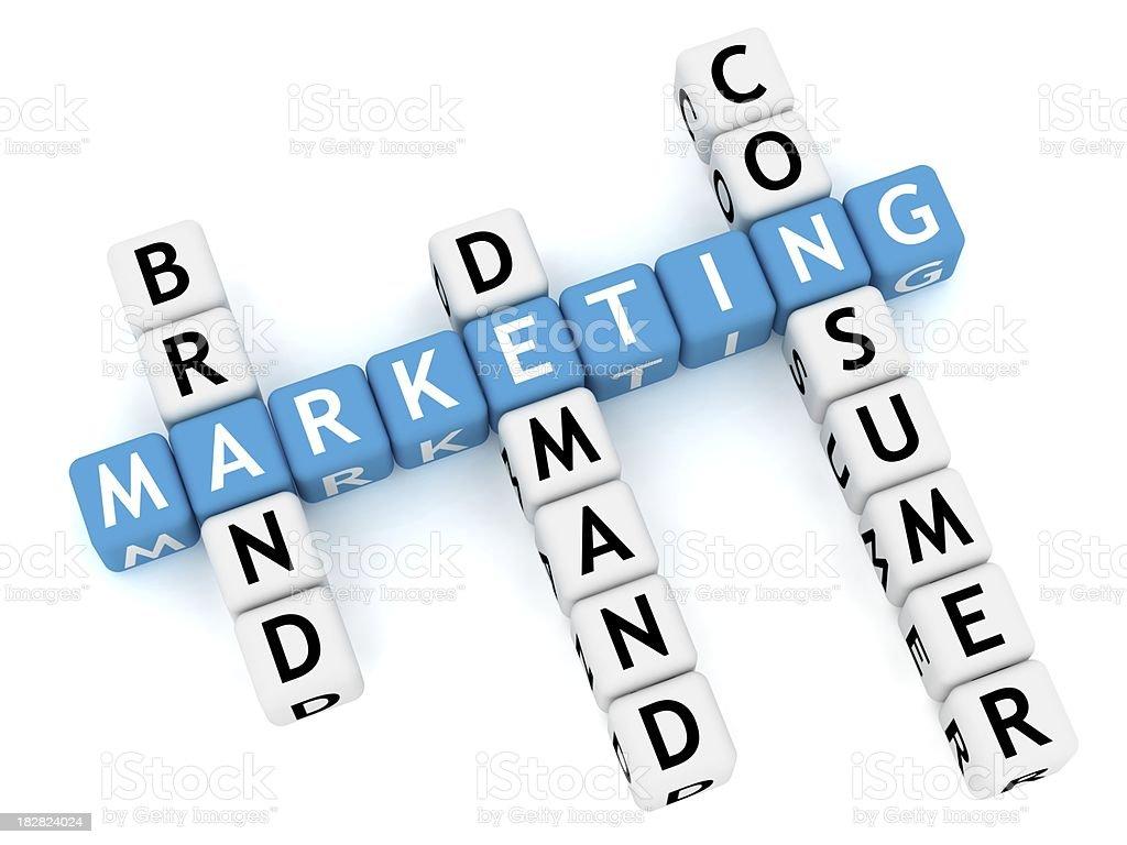 marketing crossword stock photo | istock, Powerpoint templates
