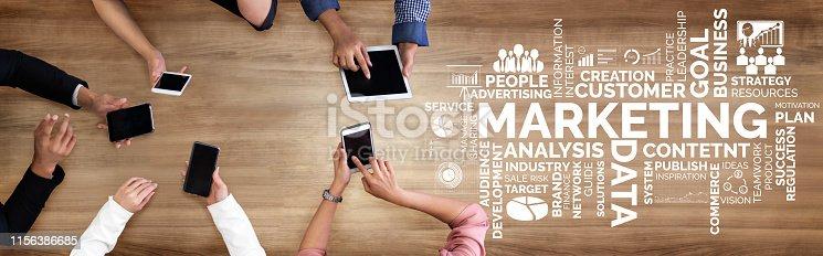 1133586715istockphoto Marketing of Digital Technology Business Concept 1156386685