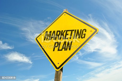 625727674 istock photo Marketing Plan 824230818