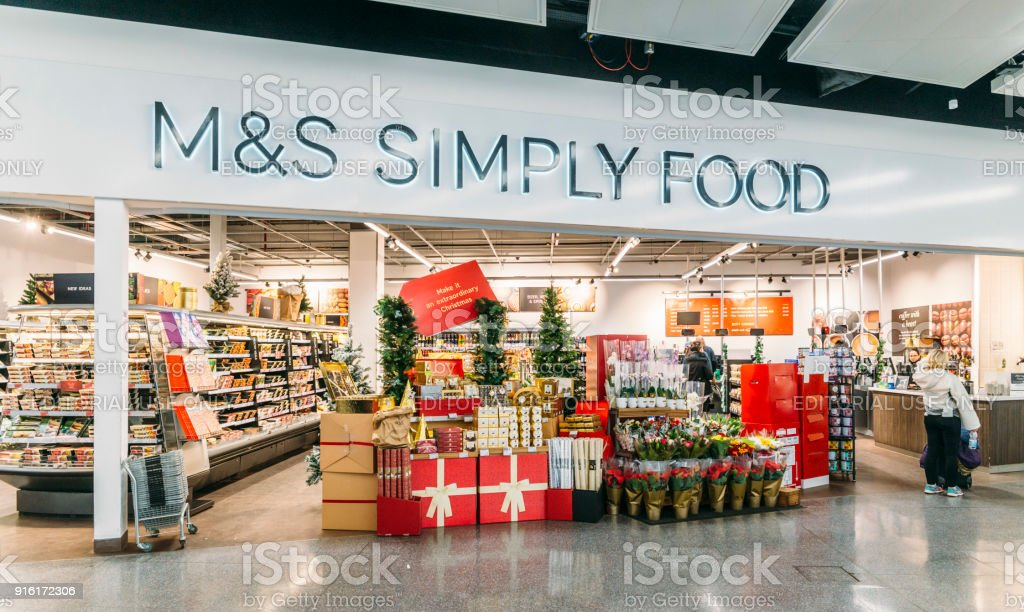 Gatwick South Terminal Shops >> Marks And Spencer Marks And Spencers Simply Food Store South