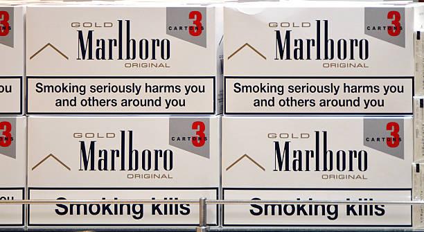 Schachteln Marlboro – Foto