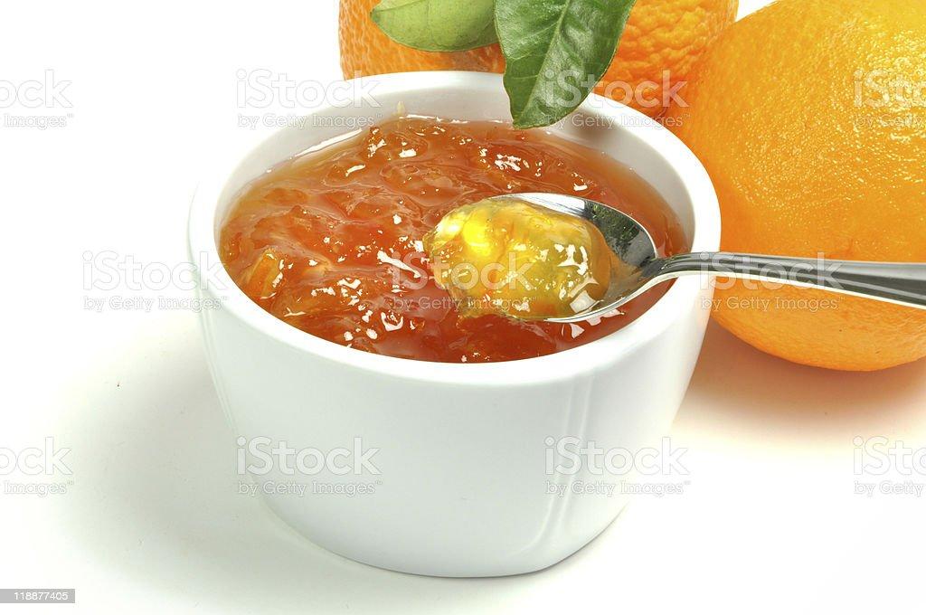 Marmalade 1 stock photo