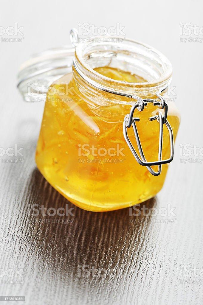 Marmalade royalty-free stock photo