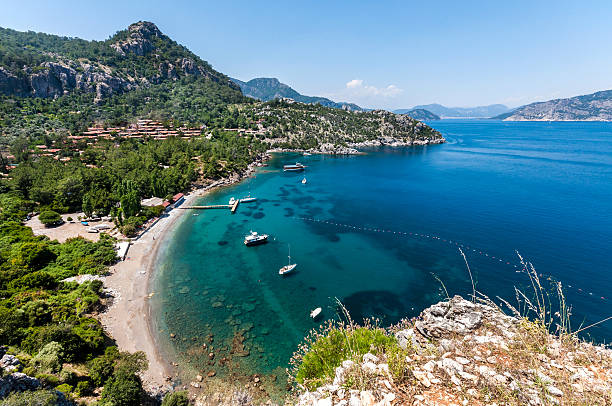 Marmaris stock photo
