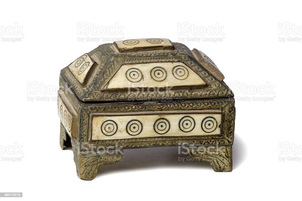 Marocco Box royalty-free stock photo