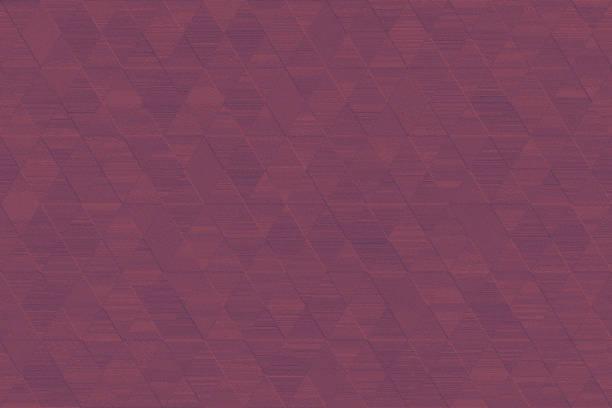 maroon brown grunge triangle pattern seamless texture geometric minimalism computer graphic - pflaumen wände stock-fotos und bilder