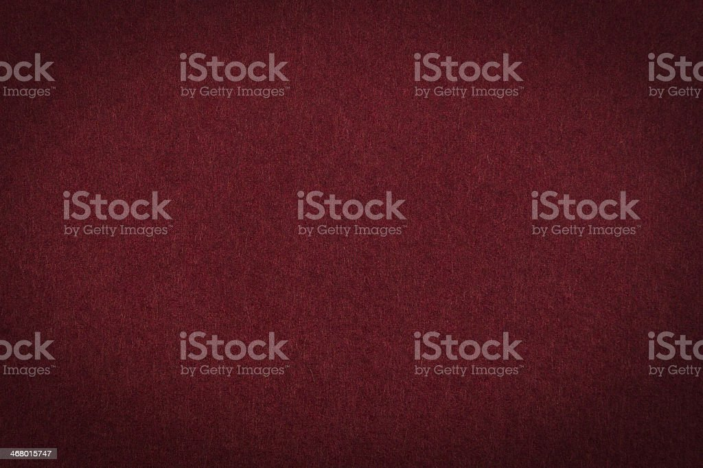 Maroon paper background or texture stock photo