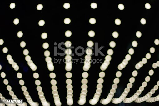931079952 istock photo Marquee lights 1176397254