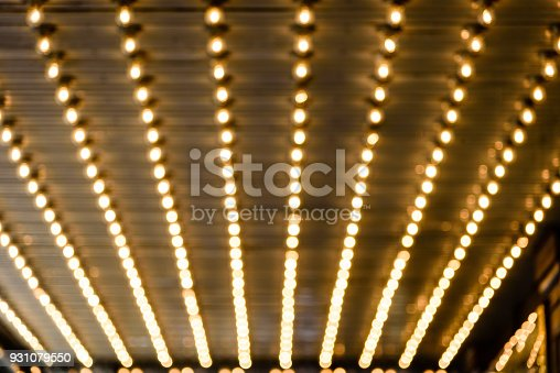 931079952 istock photo marquee lights 931079550