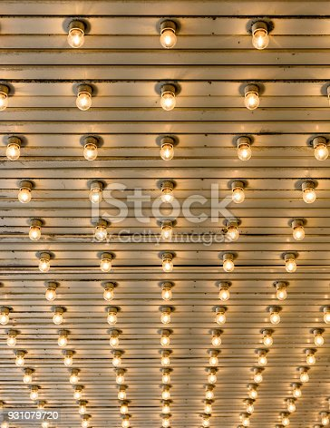 931079952 istock photo marquee lights 931079720