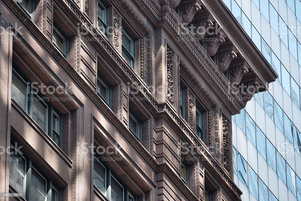 Marquette hôtel dans le Loop, dans le centre-ville de Chicago - Photo