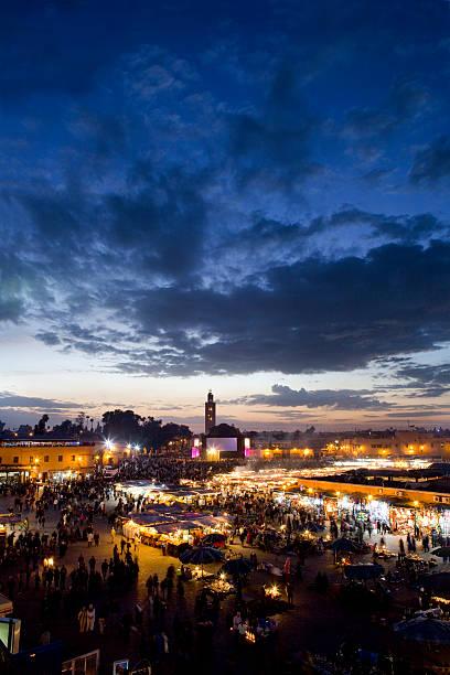 Marrakech. stock photo
