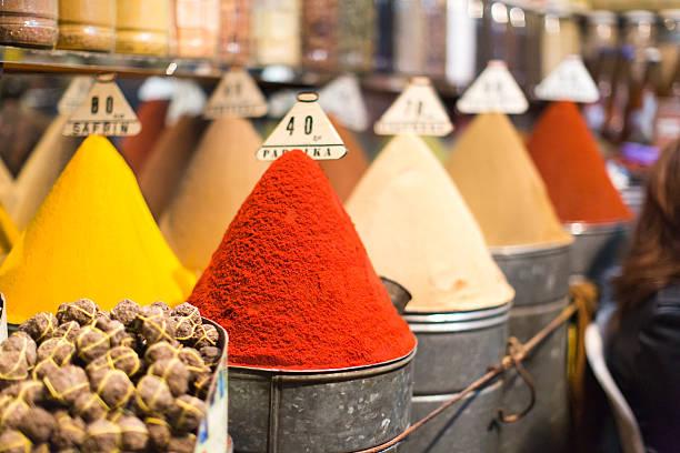 Marrakesch Spice Market – Foto