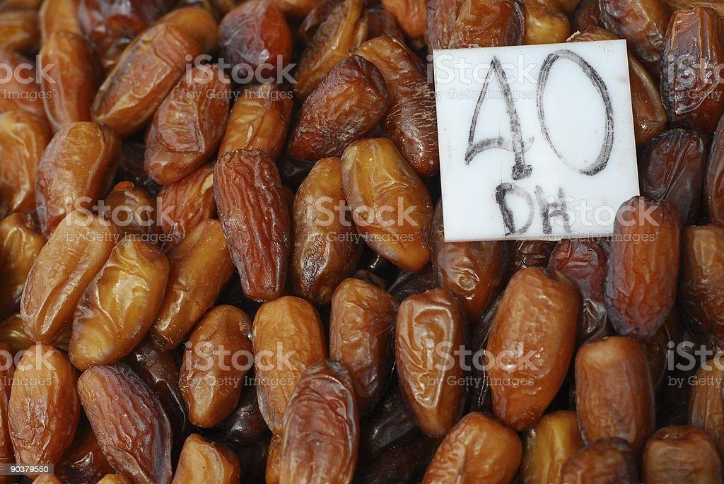marrakesh figs royalty-free stock photo