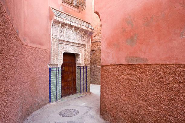 Marrakesh, Medina stock photo