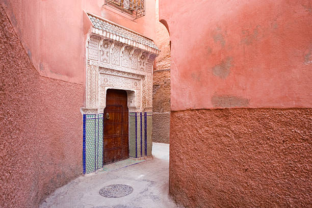 Marrakesh, The Red City stock photo