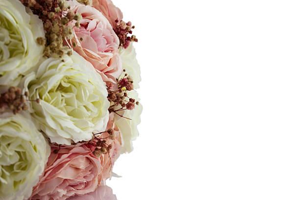 ehe und brautblume - verlobungsfeier einladungen stock-fotos und bilder