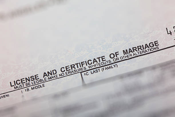 Royalty free marriage contract pictures images and stock photos marriage certificate stock photo thecheapjerseys Gallery