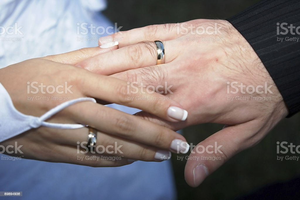 marriage day royalty-free stock photo