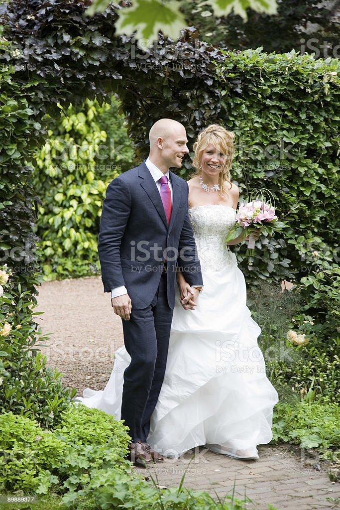 Marriage nerves royalty-free stock photo