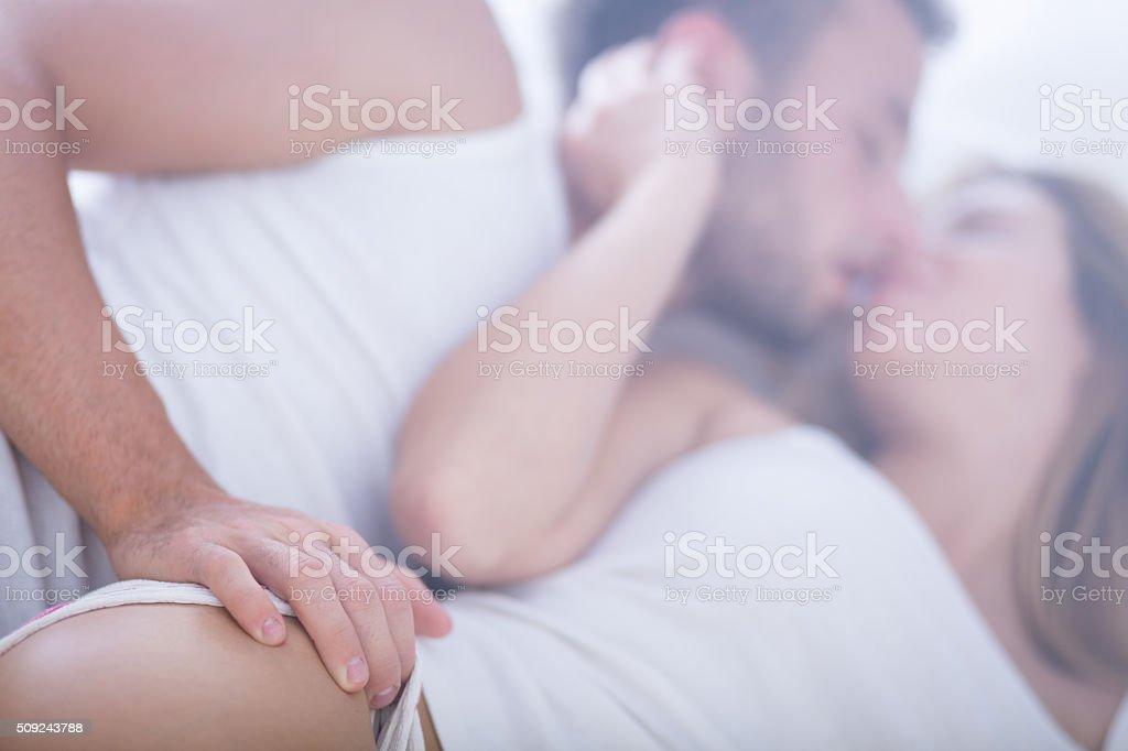 Verheiratet paar Spaß – Foto