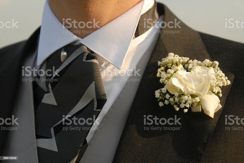 Married flower royalty-free stock photo