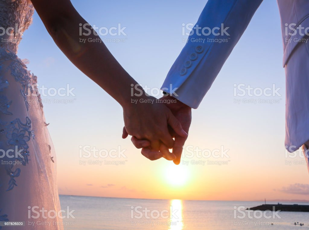 結婚 - 2人のロイヤリティフリーストックフォト
