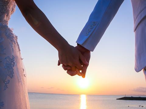 結婚 - 2人のストックフォトや画像を多数ご用意