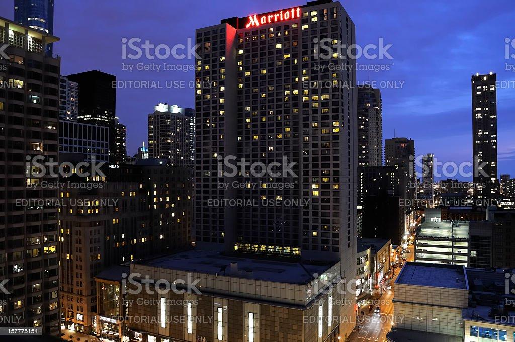 Chicago Bilder marriott international bilder und stockfotos istock